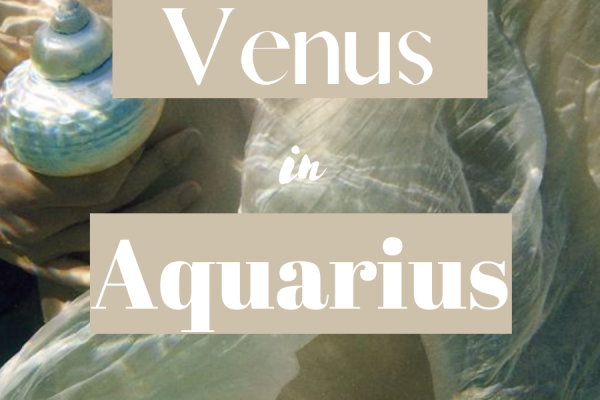 Venus in aquarius, venus in aquarius man, venus in aquarius woman