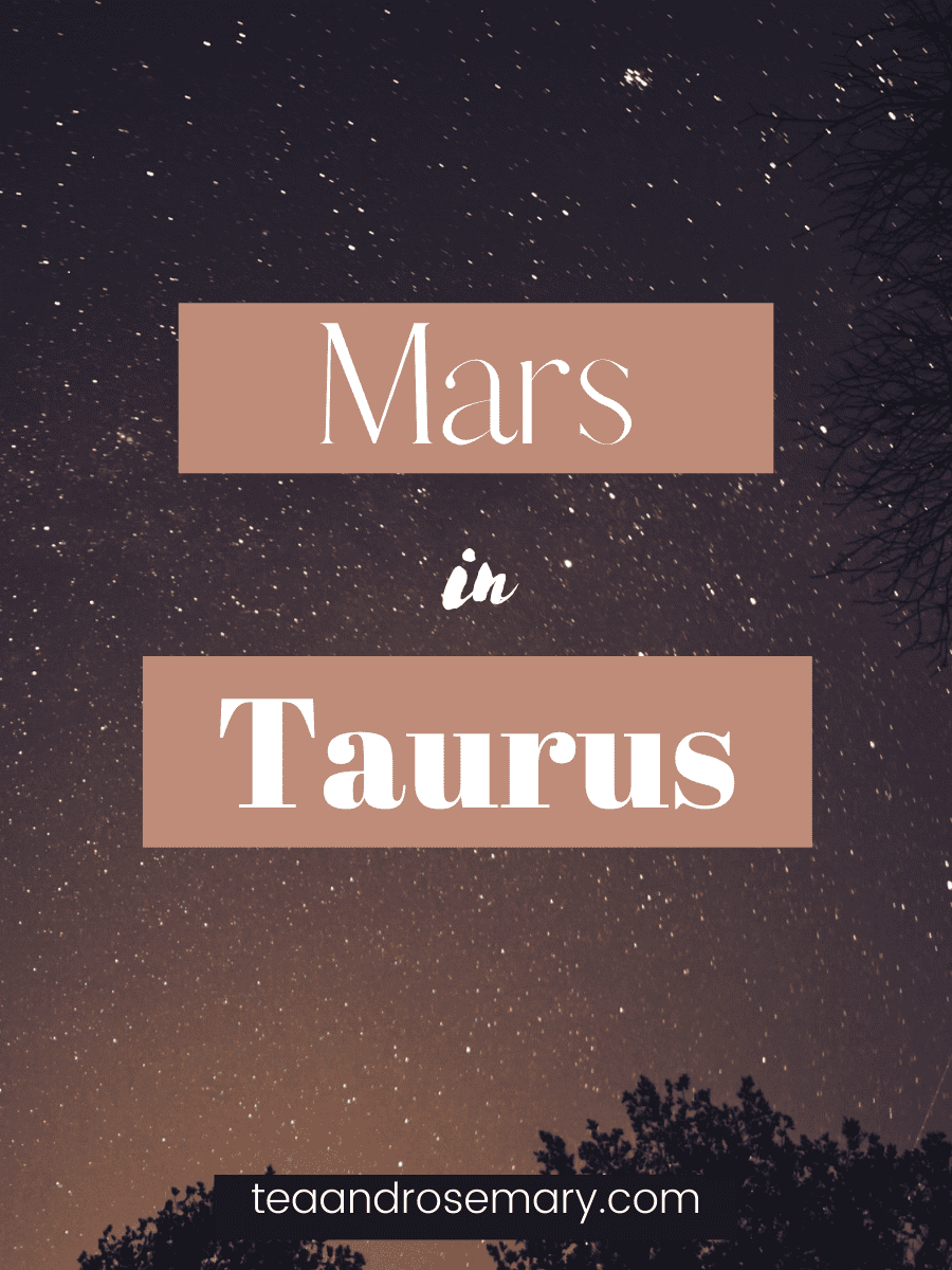 All About About Mars In Taurus In The Natal Chart