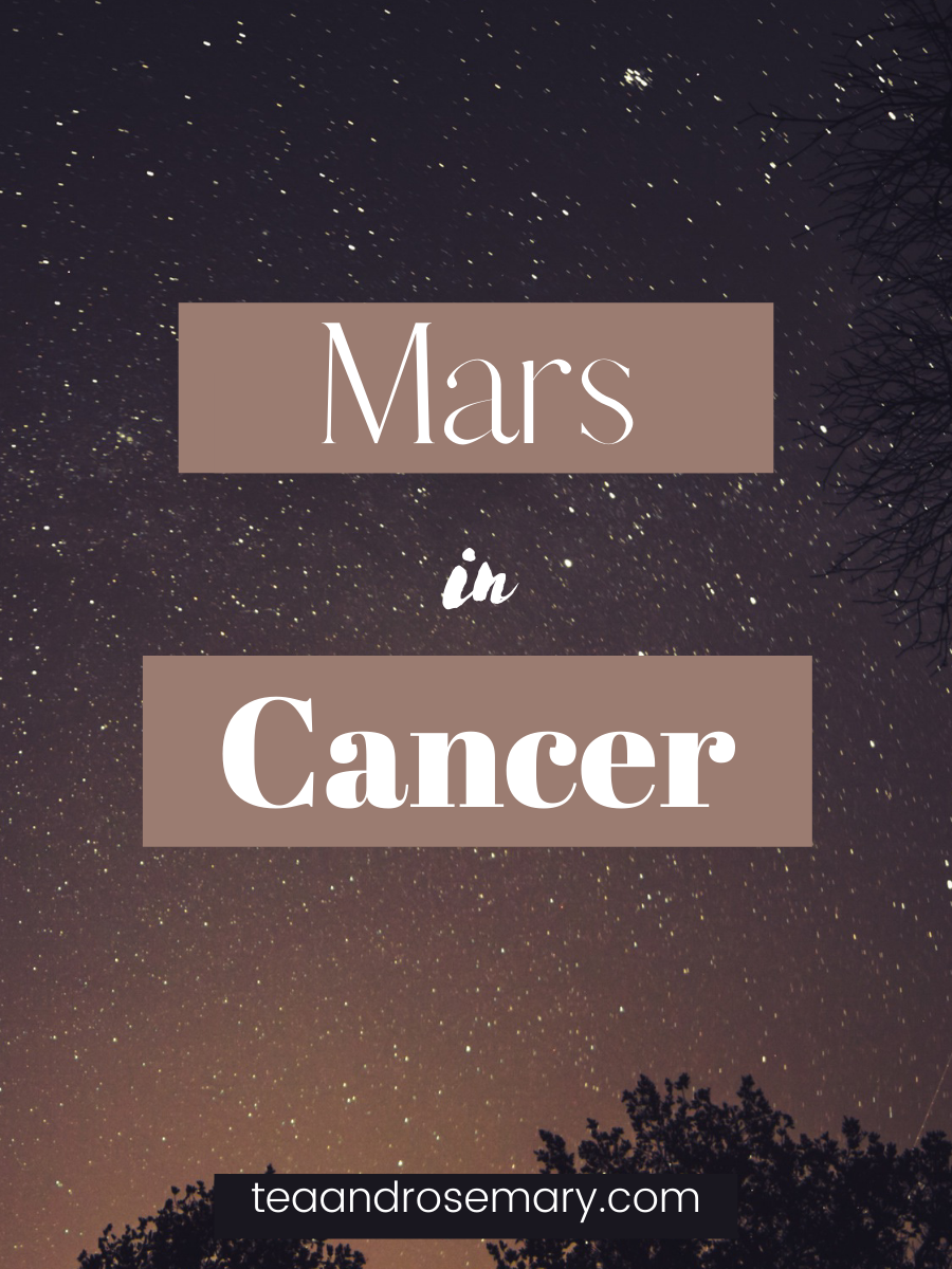 Everything You Need To Know About Mars In Cancer In The Natal Chart
