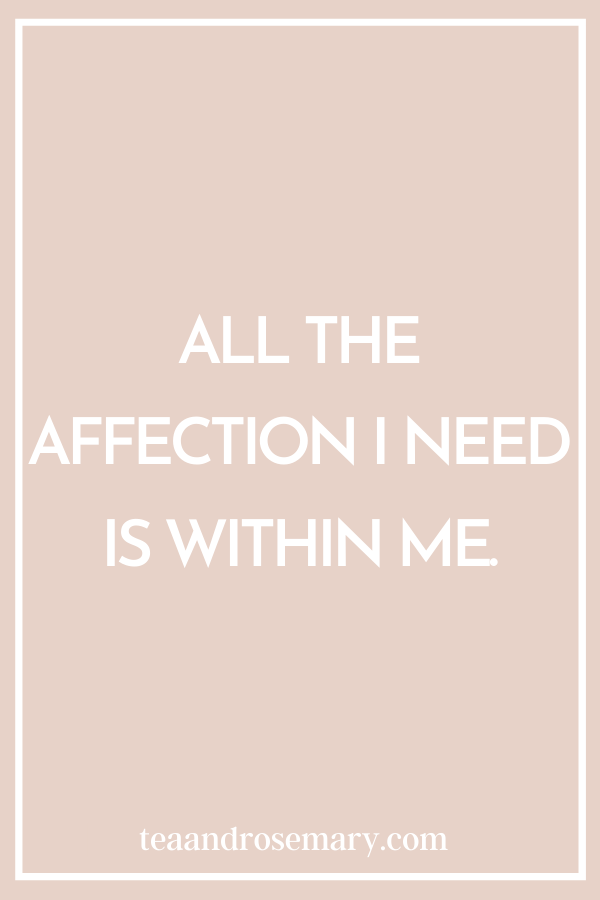 101+ Effective Healing Affirmations For The Body & Soul