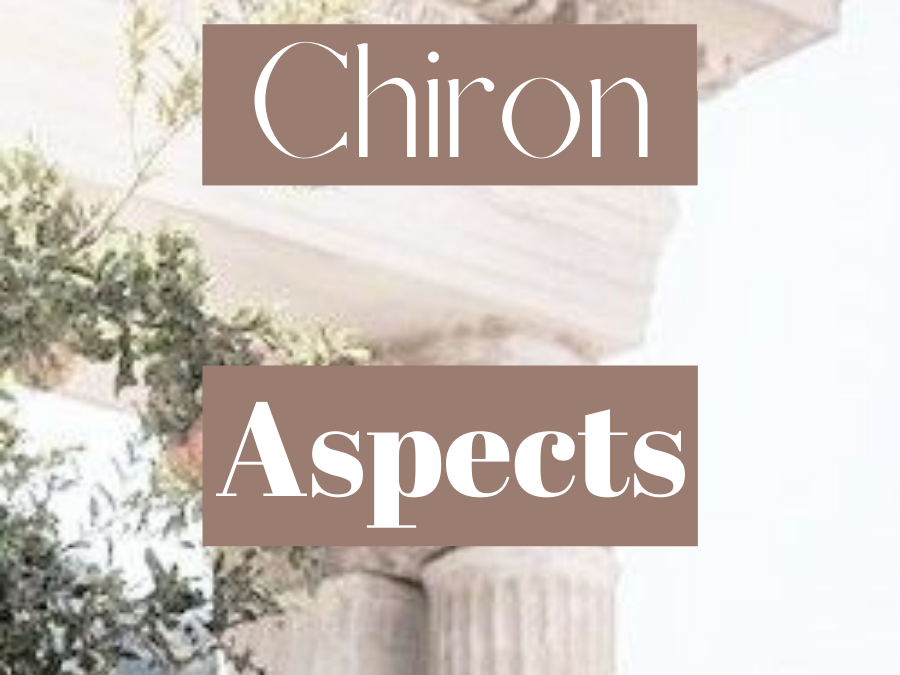 chiron in the aspects