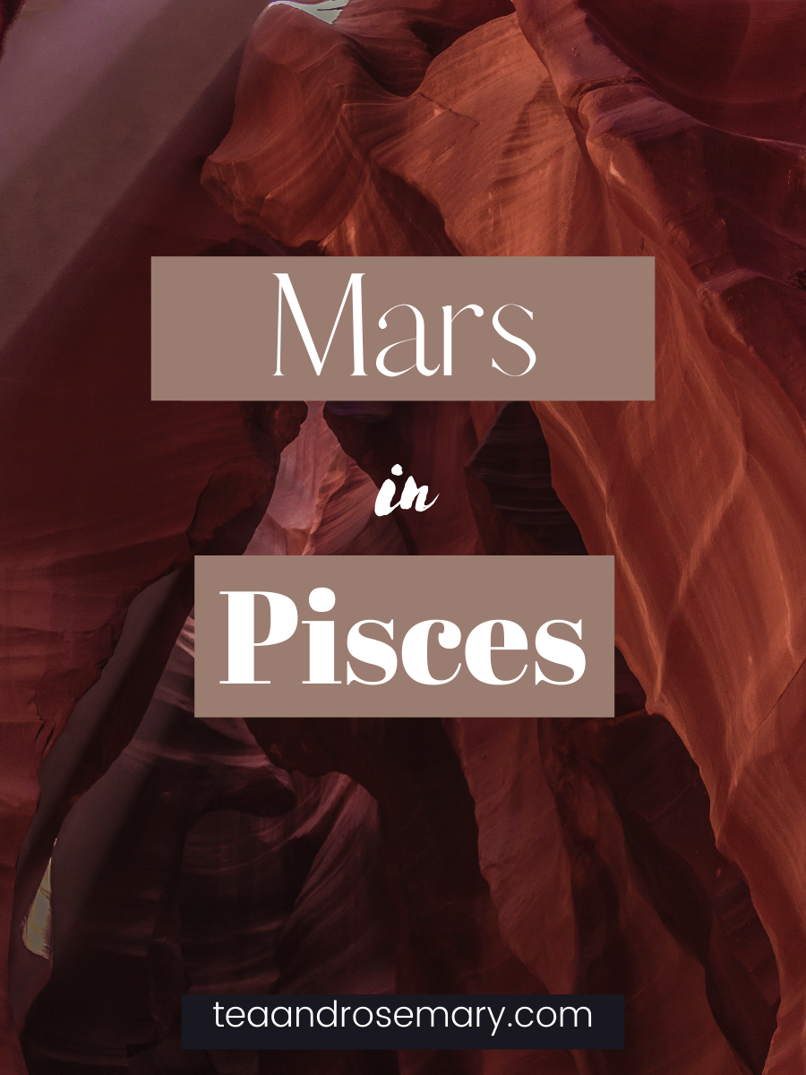 All About Mars in Pisces In The Birth Chart
