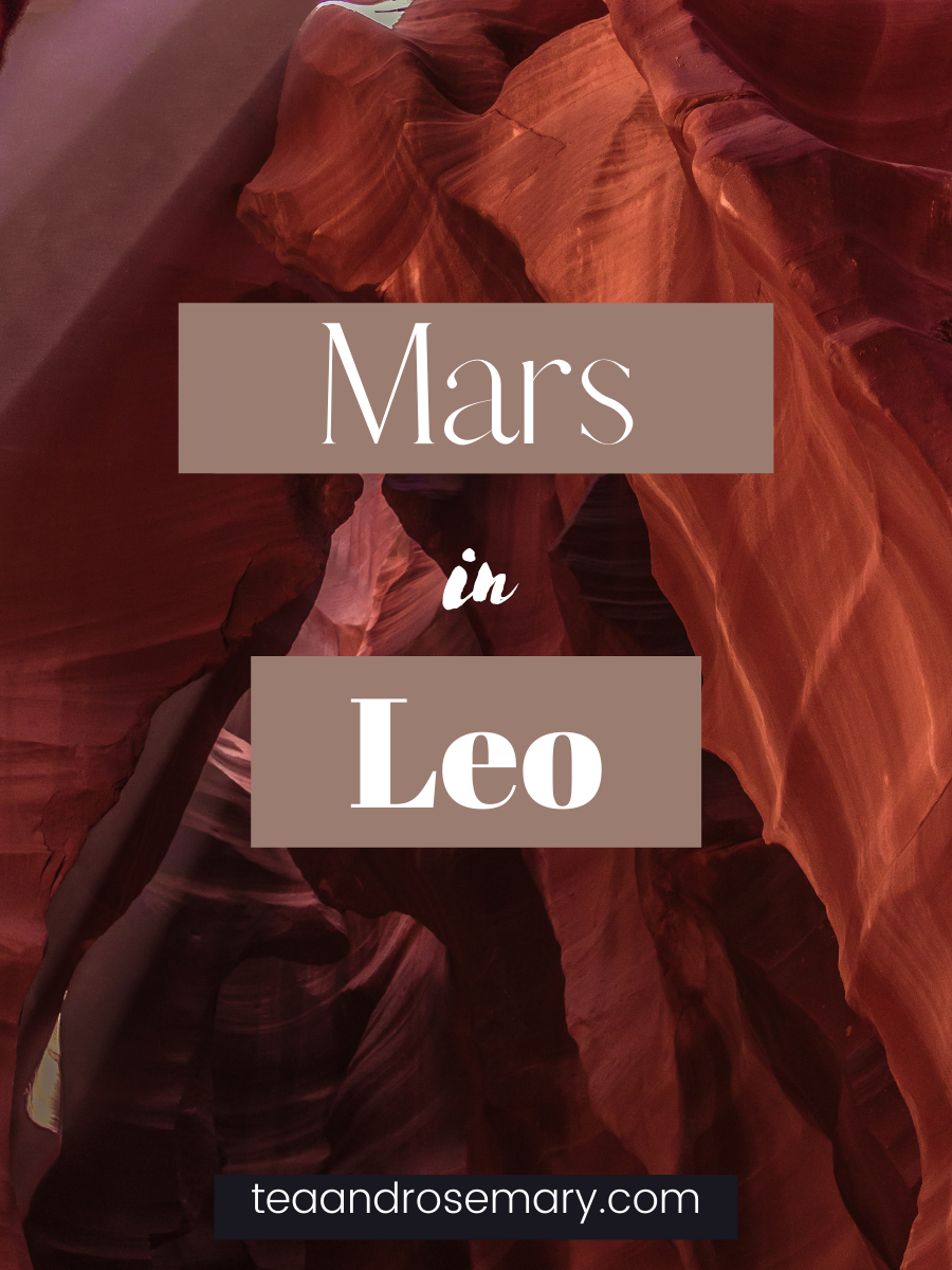 mars in leo man and mars in leo woman