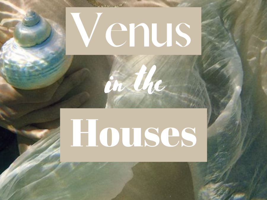 Venus In The Houses