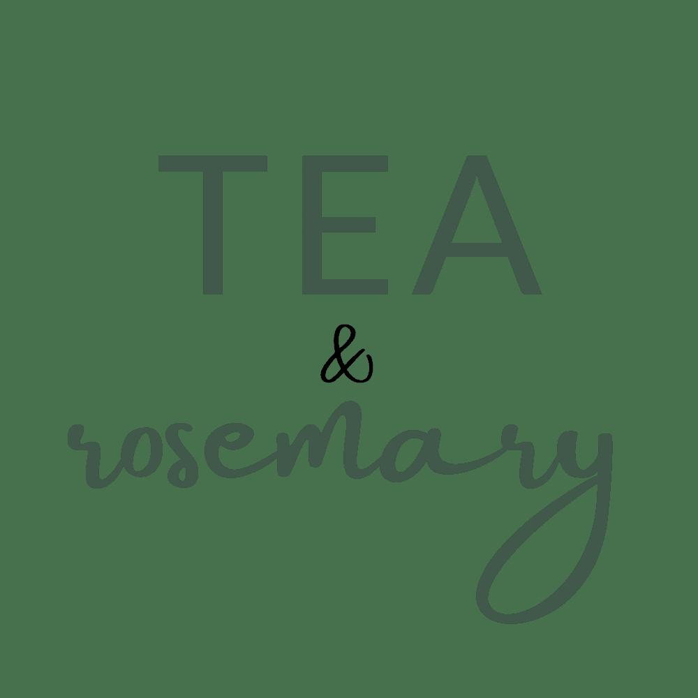 Tea & Rosemary
