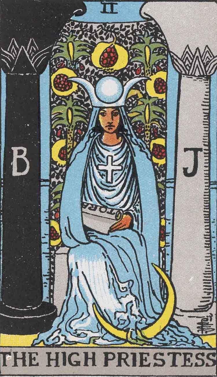 The High Priestess: Love, Career, Health, Advice, & More