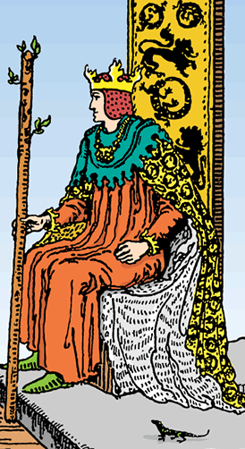 King Of Wands: Love, Career, Health, Advice, & More