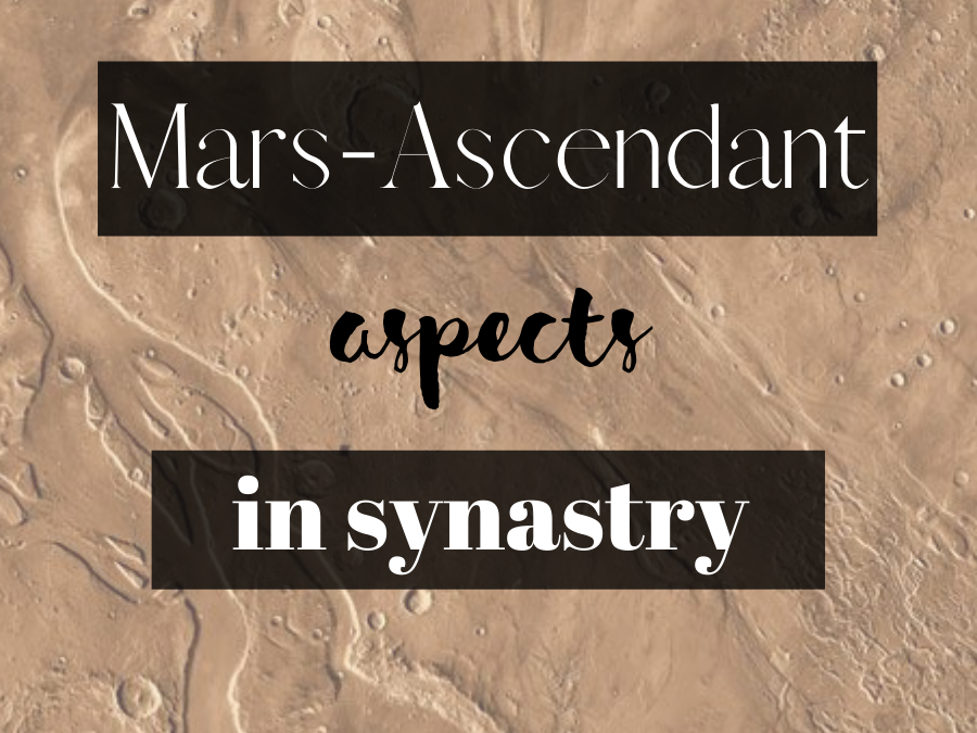 Mars-Ascendant Aspects In The Natal Chart