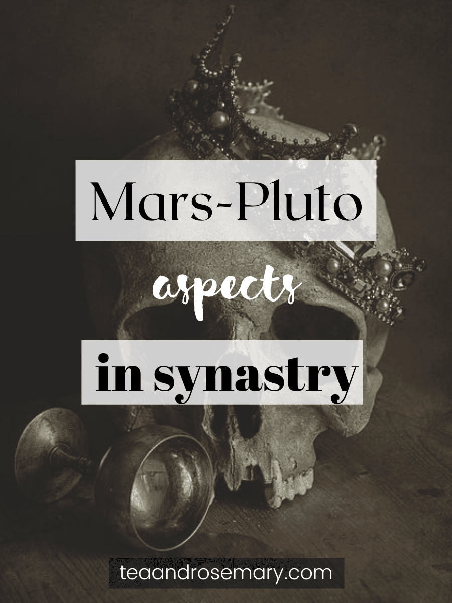 Mars-Pluto Aspects In Synastry