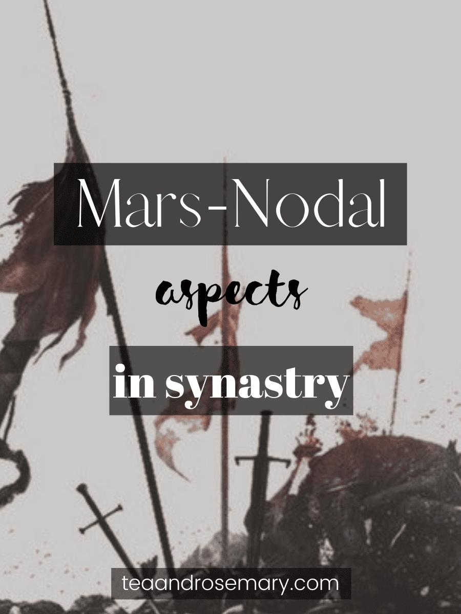 mars-nodal aspects in synastry