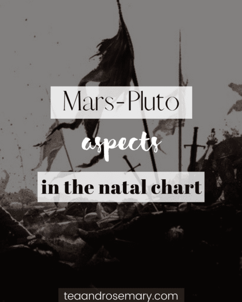 mars-pluto aspects in the natal chart