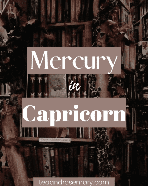 mercury in capricorn man, mercury in capricorn woman