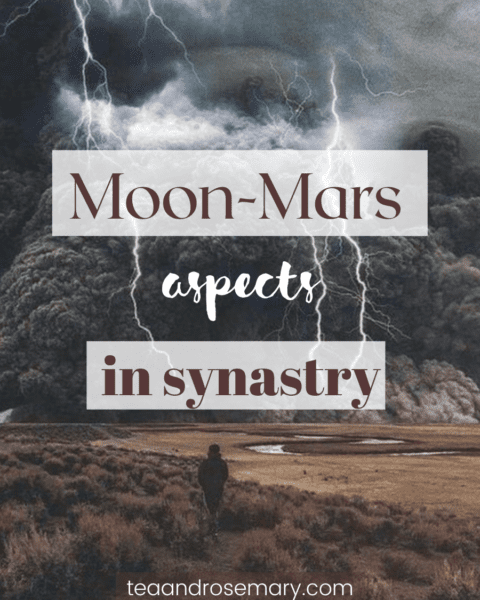 moon-mars aspects in the synastry chart