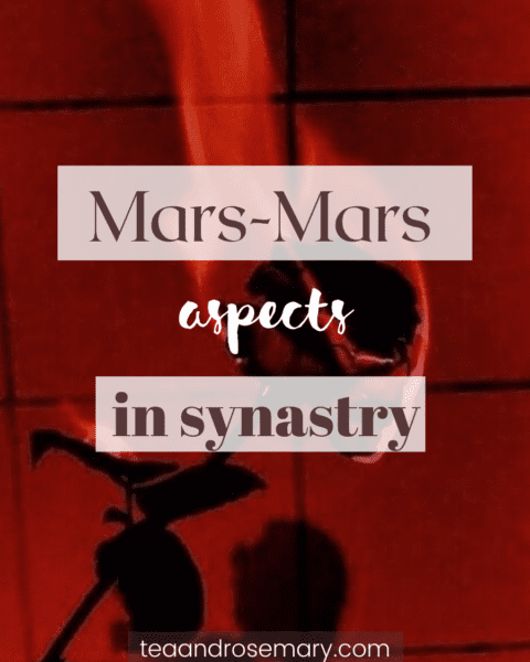 mars-mars aspects in synastry